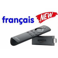 French TV Channels on Amazon Fire TV Stick with Alexa - français